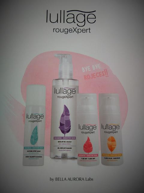 LULLAGE RougeXpert.