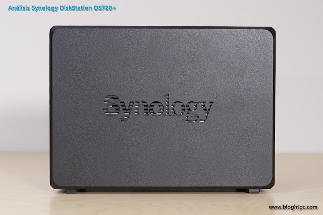 ANÁLISIS EXTERNO SYNOLOGY DISKSTATION DS720+