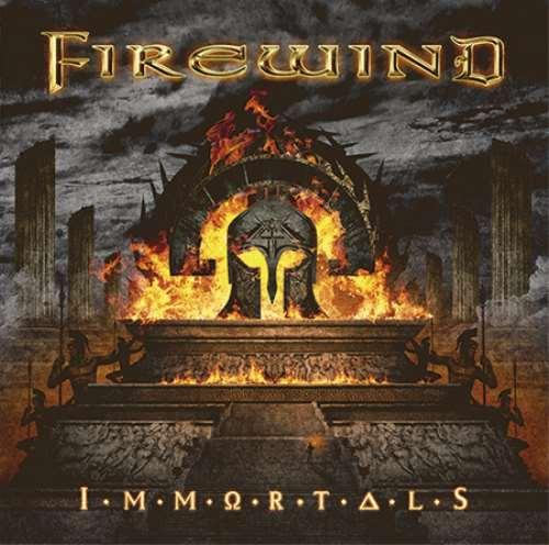 "FIREWIND: Δείτε το promo video του επερχόμενου album ""Immortals"""