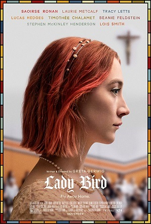 Lady Bird - É Hora de Voar - Legendado Torrent  1080p 720p FullHD HD WEB-DL