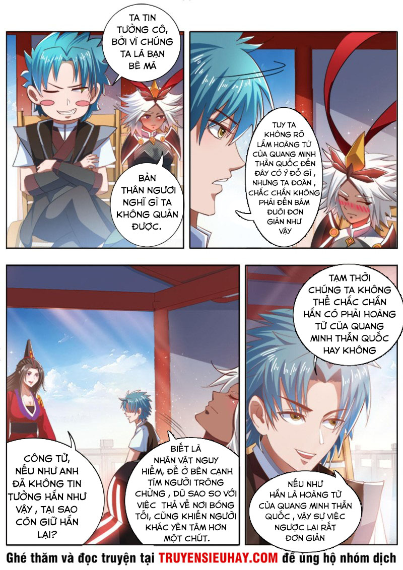 Vạn Giới Thần Chủ chap 222 - Trang 6