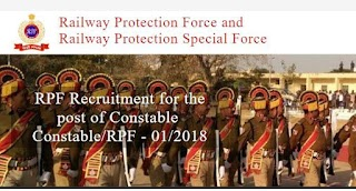 Railway RPF Constable 2018 Exam Schedule : Check Now
