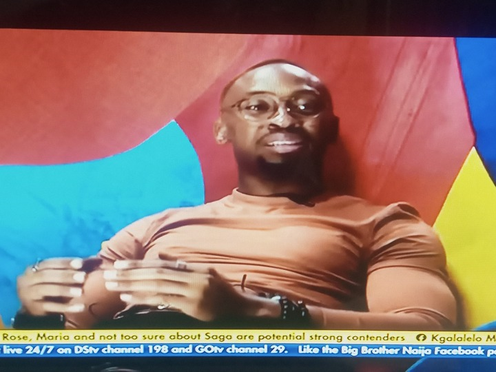 Bbnaija 2021: What Saga Said About Whitemoney And Sammie In His 'Diary Section' That Sparked Reactions