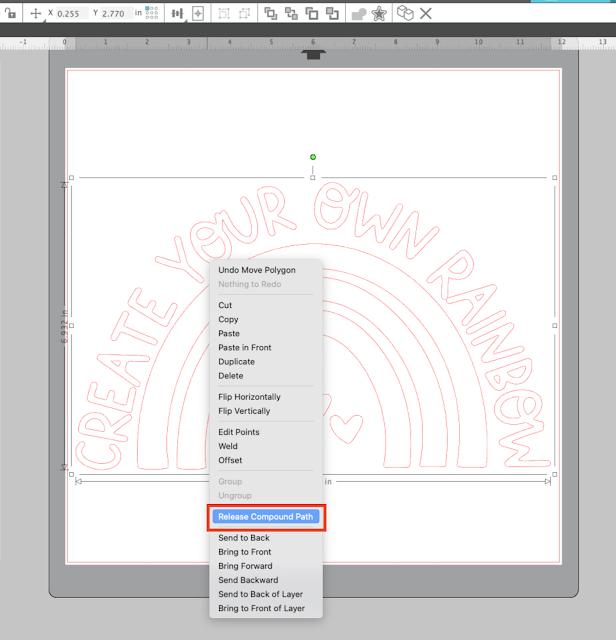 silhouette studio, silhouette studio v4, fill color tool, tracing, compound path