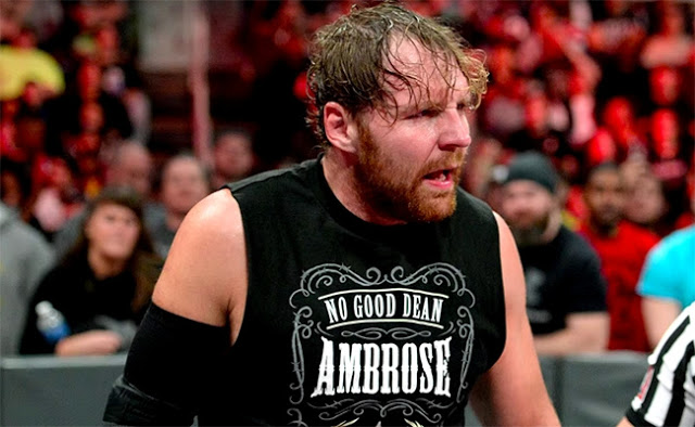 Wwe Dean Ambrose Images