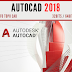 Telecharger AutoCAD 2018 complet version gratuite