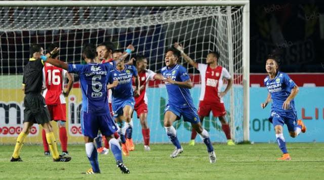 PSM Makasar vs Persib Bandung