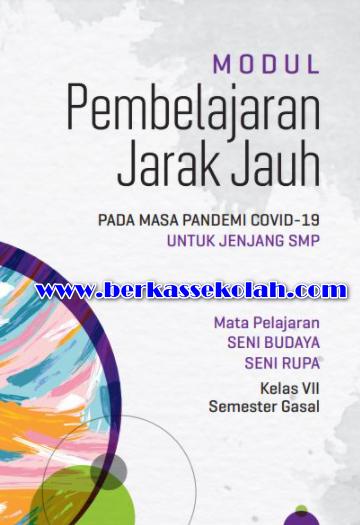 Modul PJJ Seni Rupa SMP Kelas 7 Semester Gasal (1)