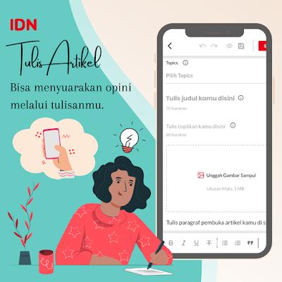 IDN App aplikasi berita terlengkap