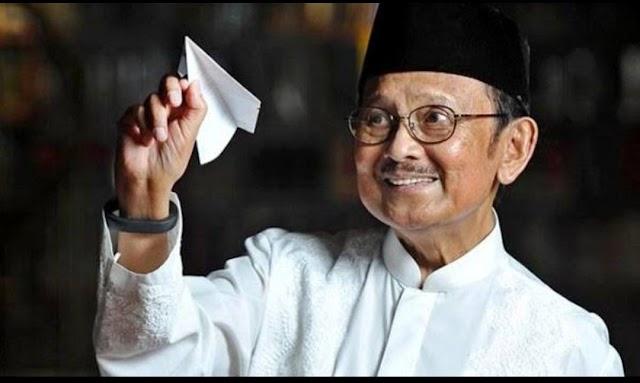 TEKNOKRAT ROMANTIS BERPULANG, INDONESIA BERDUKA