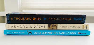 Three on Thursday: From the TBR Pile