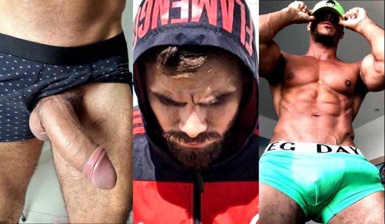 De olho na mala de machos gostosos Brasileiros.
