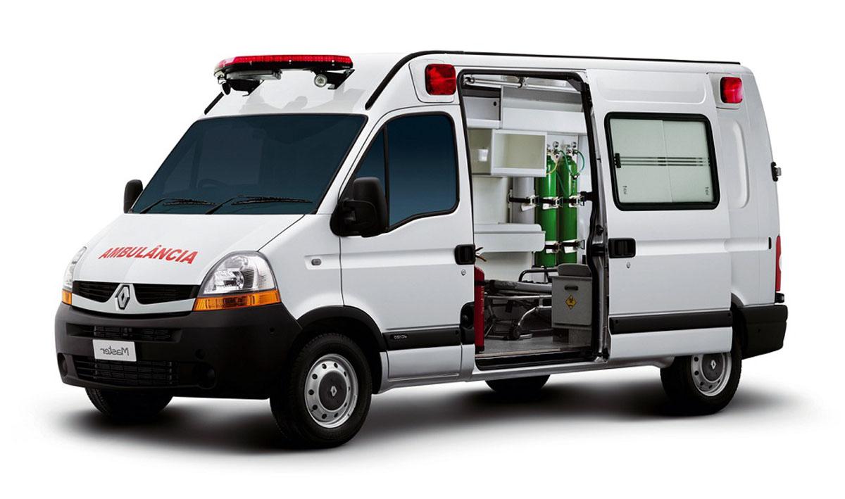Curso de motorista de ambulancia