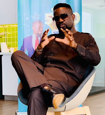 Sarkodie Declares His Intention To Run For President In 2024 (Check Tweet)