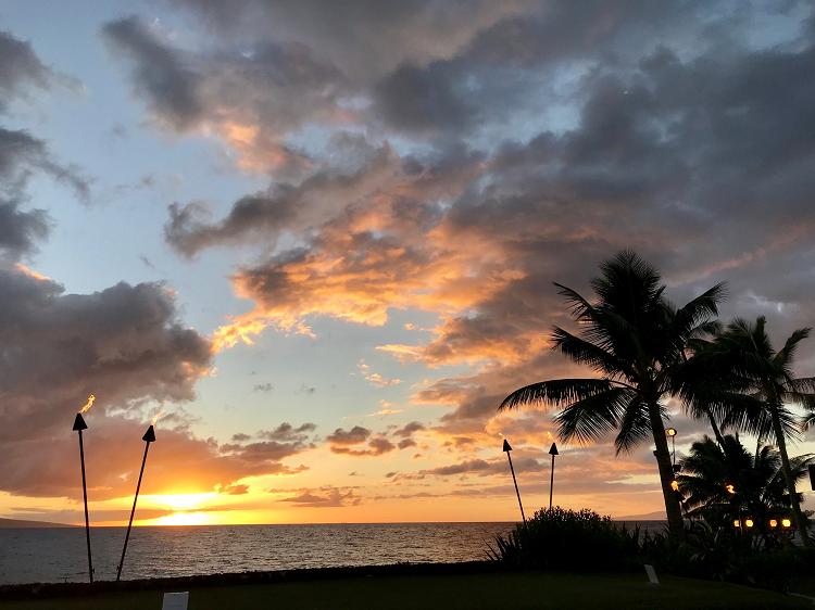 Maui, Hawaii, Te Au Moana Luau