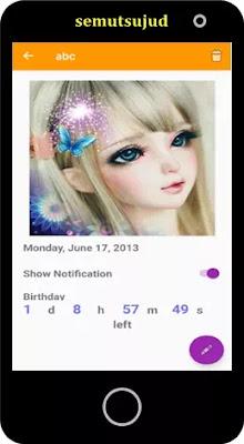 Aplikasi hitung waktu mundur hari ulang tahun-3