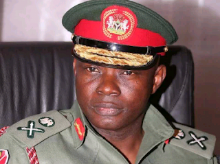 Nigeria is under threat.chief of defence said