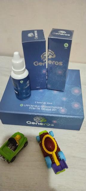generos nutrisi herbal untuk otak anak