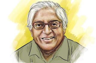 RIP Chuni Goswami....💐