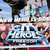 City of Heroes Rebirth Gameplay by Kabalyero! New HERO and Shivan Attack Foiled!