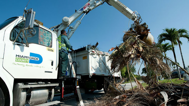 miami dade garbage pickup schedule