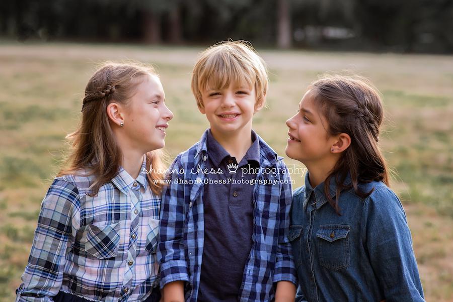 eugene oregon sibling portraits
