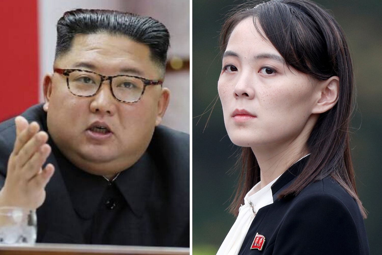 A nova líder da Coreia do Norte