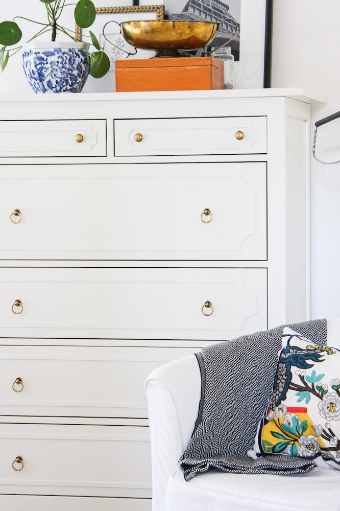 How to Make Over an Ikea Hemnes Dresser