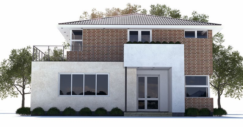 Australian House Plans Modern Australian House Plan Ch235