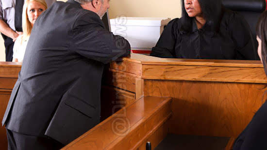 juiza queixa advogado jornalista trapalhao direito