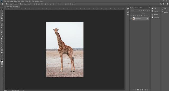Cara Menghilangkan Objek Dengan Mudah di Photoshop