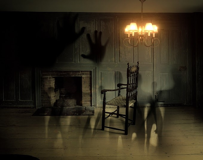 True Paranormal Stories