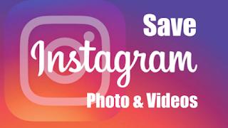 Cara Download Foto/Video Di Instagram Tanpa Aplikasi
