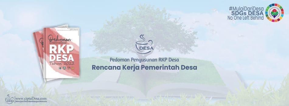 Pedoman Penyusunan RKP Desa 2022