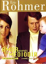 El amor después del mediodía (1972)