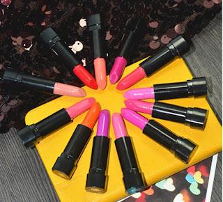 barrilla de labios rosa
