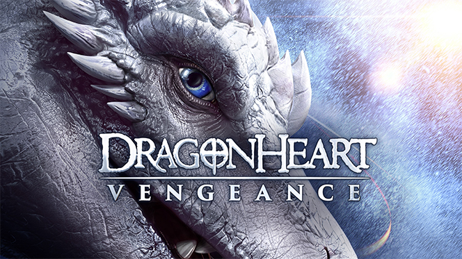Dragonheart: Vengeance (2020) BRRip 1080p Latino-Ingles