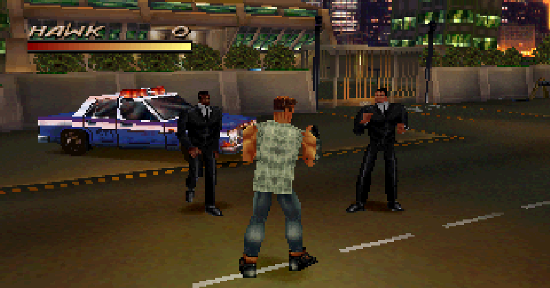 Fighting Force PS1   Play Retro Games Online