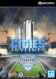 Download Cities Skylines Deluxe Edition v1.5.2.F3 Incl Stadiums DLC