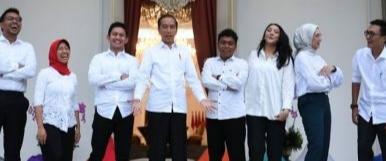 PDIP Kecewa Habis-habisan Sama Jokowi: Pak Presiden, Stafsus Milenial Itu dari Mana Dapatnya?