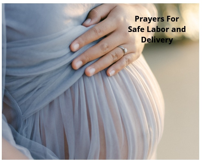 Prayer For Safe Labor and Delivery