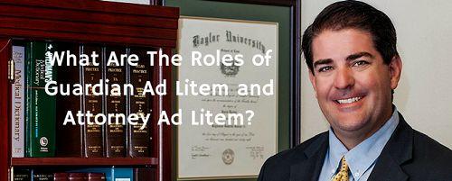 Attorney Ad Litem Definition