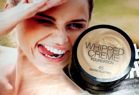 Фон дьо тен Max Factor Whipped Creme | Panda's Blog