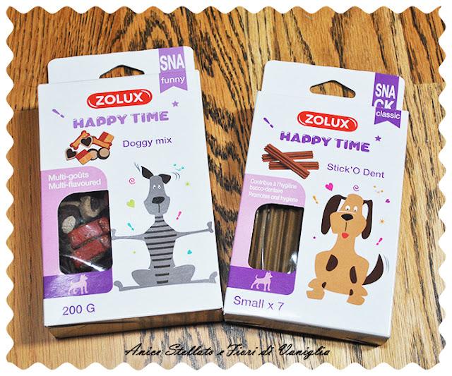 Snack cani Zolux Italia collaborazione