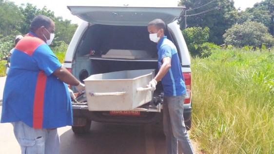 Homem é encontrado morto as margens da BR 364 ao lado de motocicleta