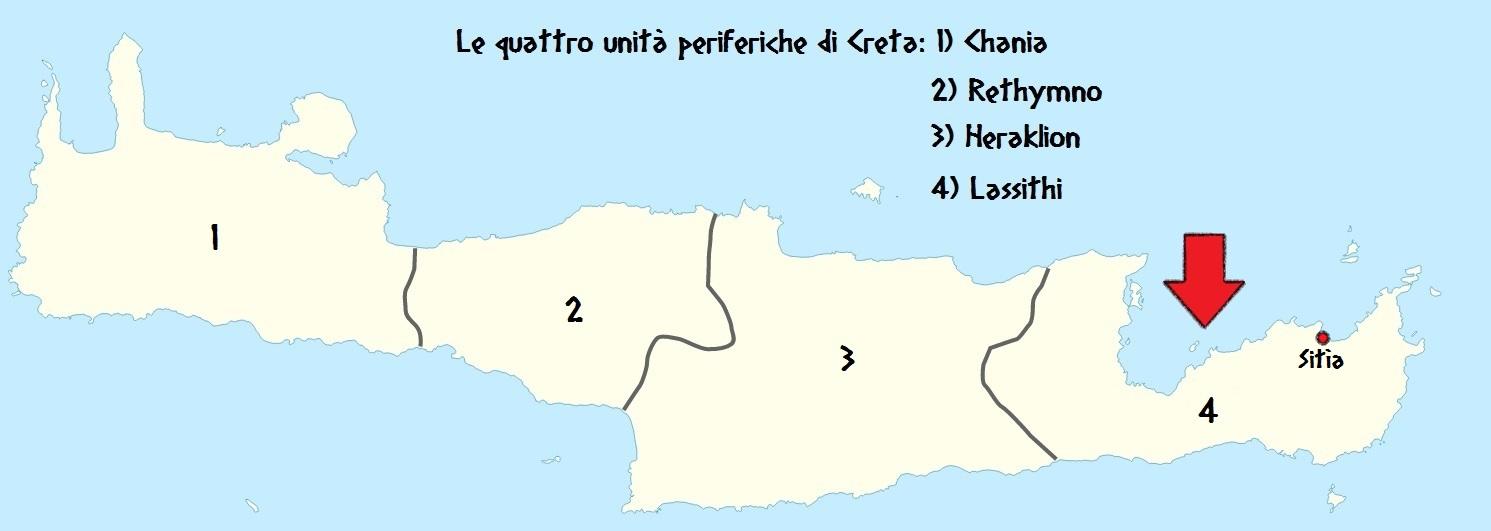 Cartina Muta Creta.Le Blog D A Appunti Di Viaggio In Terra Di Creta Il Territorio Di Sitia