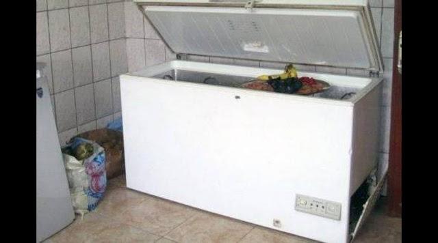 19-летнюю мать нашли в морозильнике, куда её спрятал ревнивый парень после 50 ударов отвёрткой