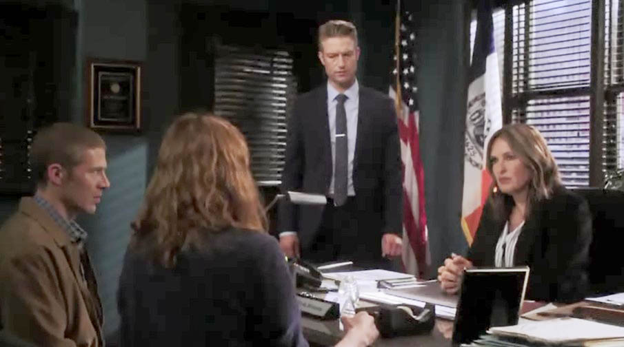All Things Law And Order Law Order Svu The Burden Of Our