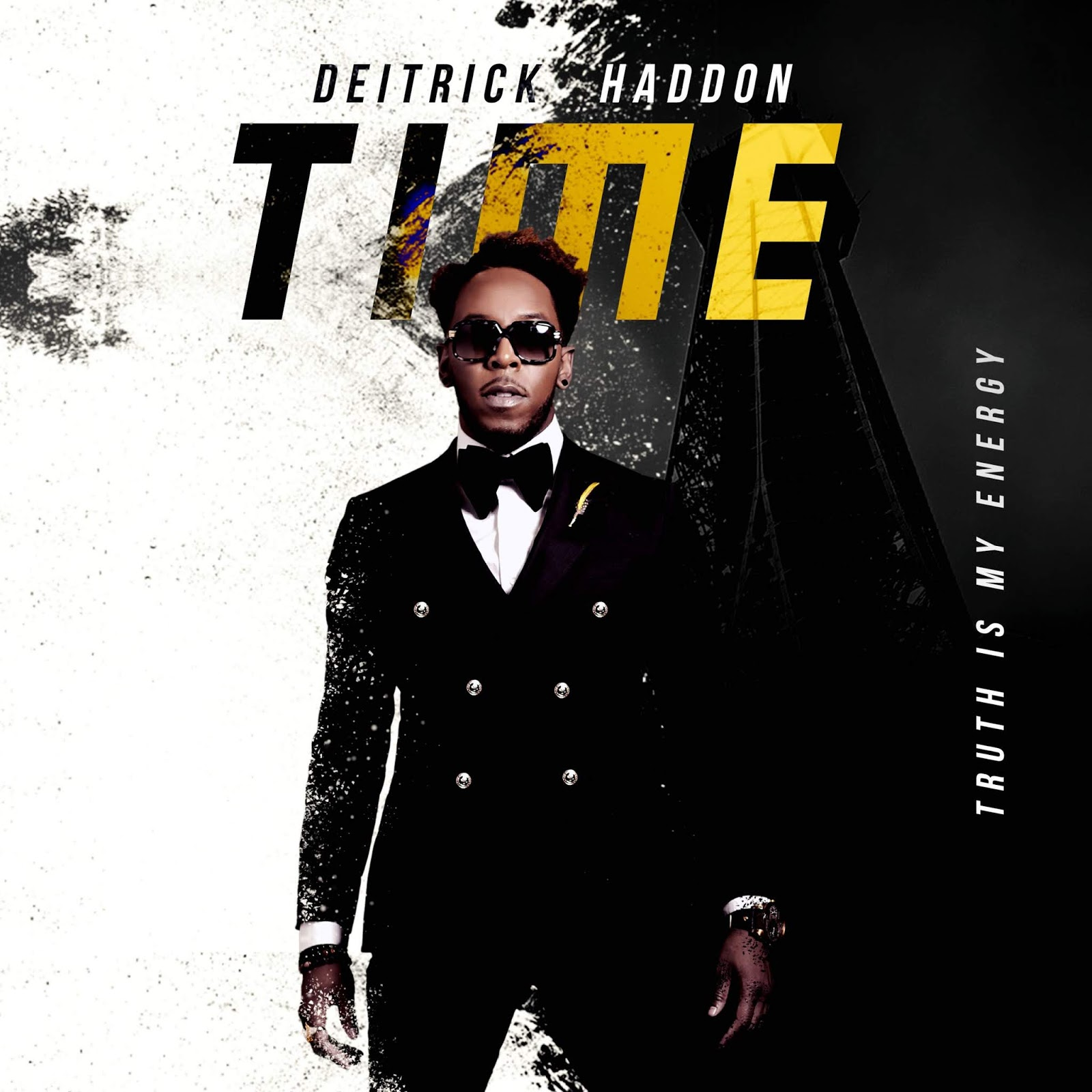 Deitrick Haddon - TIME Album Download