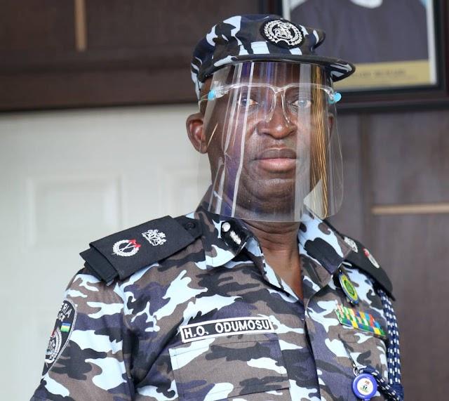 APAPA PRESIDENTIAL TASKFORCE: ALLEGATION OF SHOOTING ACP BASELESS, UNFOUNDED.